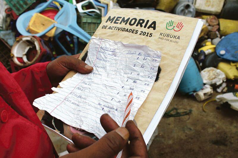 Emprendimiento comunitario, la economía contra la miseria en Kibera